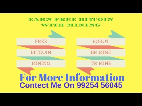 Free Bitcoin Mining - Mine Bitcoins For Free - No Investment Mining !