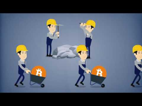 CryptoGold - How bitcoin mining works explained by CryptoGold