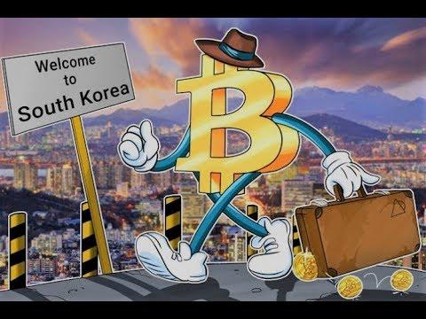 South Korea Legalizes Bitcoin and more Cypto News