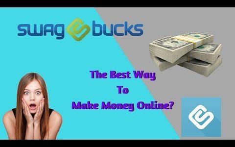 SwagBucks- How It Works- Best Way To Make Money Online? (2017)