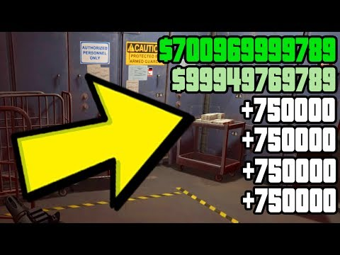 How To Make $750,000 In 9 Minutes FREE? (GTA 5 Money) 1.40