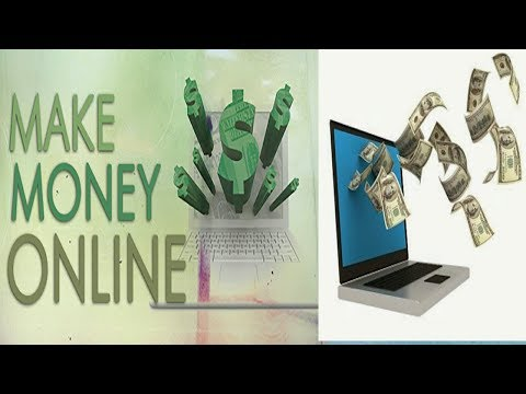 How to make money online / free earn watch and online