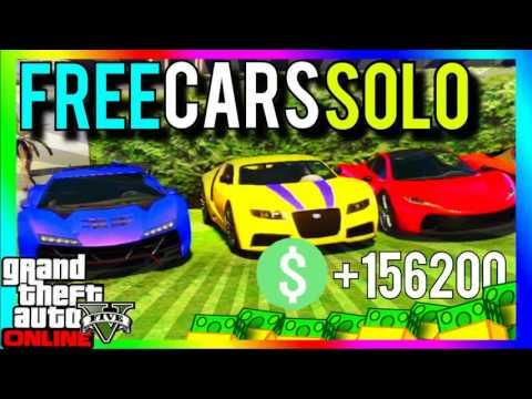 GTA 5 Online *SOLO* UNLIMITED MONEY GLITCH! 1.37/1.28