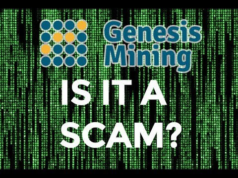 IS GENESIS MINING A SCAM ? | No Payouts | Ponzi scheme ?  Watch THIS
