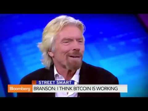 Richard Branson confess Bitcoin