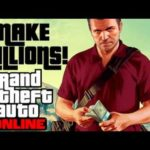 Grand theft auto 5 best way to make money online! (397-400) reach the goals