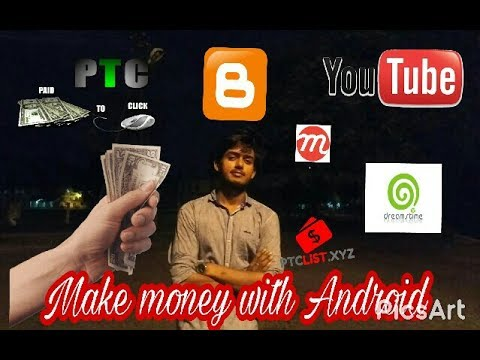 5 ways to make money online with your smartphone || Make money from anywhere with your mobile