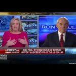 New –  Bitcoin News – Ron Paul talks about Bitcoin on FOX News