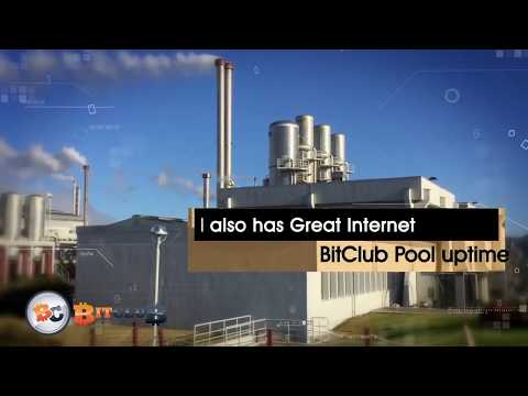 BitClub Network Bitcoin mining facility in Iceland Tour at Verne Global data center 2017