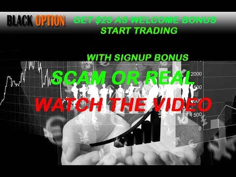 || WATCH BLACK OPTION || SCAM OR REAL || BINARY TRADING OPTION || NO INVESTMENT || IN ENGLISH ||