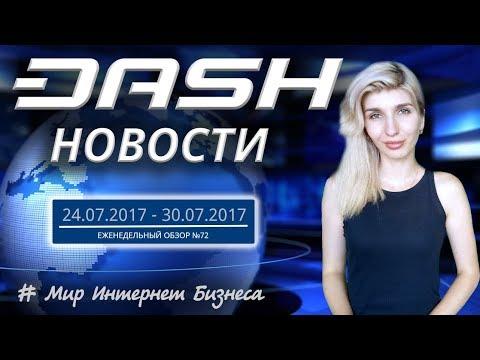 Новости о бирже Bittrex и Bitcoin Cash против Dash - Выпуск №72