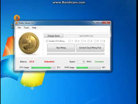 bitcoin mega mining software