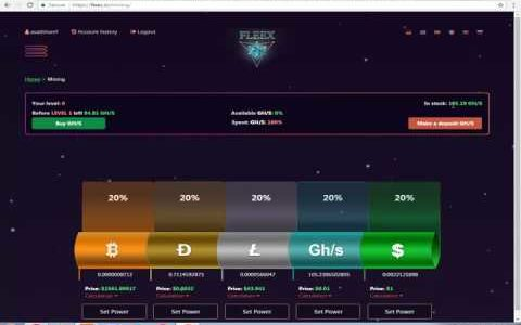 0.02 BITCOIN Free Mining EARN PER daily PAYMENT PROOF