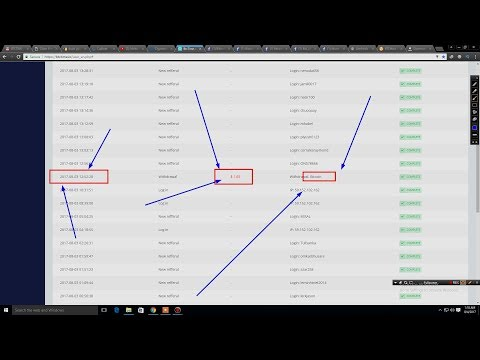 BtcTime.io 2nd Payment Proof.New Bitcoin Mining.NEW BITCOIN INVESTMENT SITE 2017.