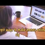Legit Ways To Make Money Online Right Now – Start Today