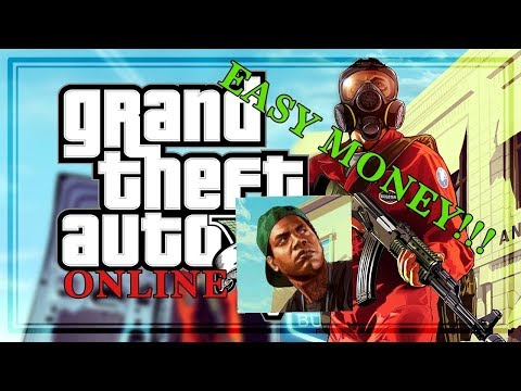 EASY WAYS TO MAKE MONEY IN GTA ONLINE!