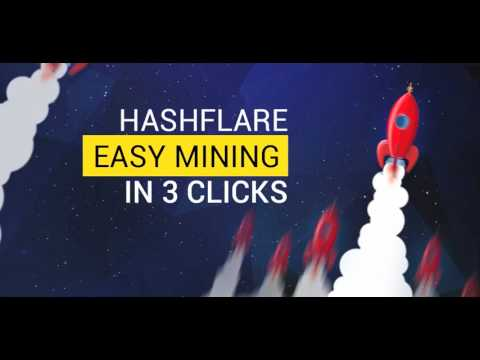 HashFlare - Easy Bitcoin Mining in 3 clicks