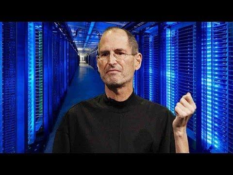 Steve Jobs' Bitcoin Mining Rig