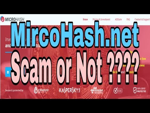 #MicroHash.Net Scam Or Not ???? Clear Exposed In Hindi