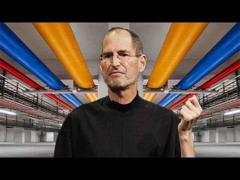 Steve Jobs' Bitcoin Mining Servers