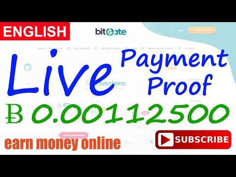 BitGate Payment Proof Review New Bitcoin Investment Site Paying or Scam New HYIP Site 2017