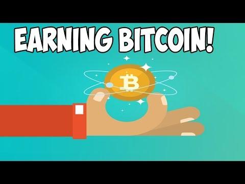 How Do You EARN Bitcoins?