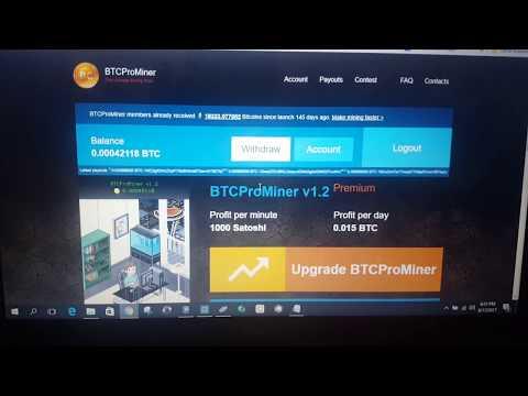 BTCProMiner scam?