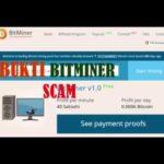 Bitcoin gratis Bitminer Scam ataukah legit