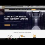 How To Start Bitcoin Mining! (Hashing24 Tutorial And Upgrade). Genesis Mining Test