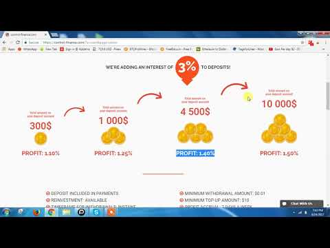 Make Money With Control Finance and Control Finance Review in Urdu Hindi || Passive Income