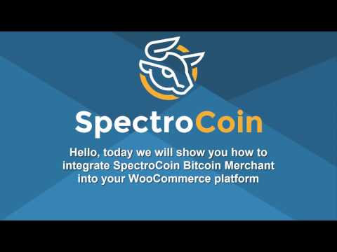 WordPress Bitcoin Payment Gateway Plugin from SpectroCoin