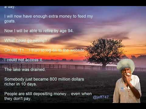 Deeper Thoughts by Shirly Nobetah - BitLake Scam!