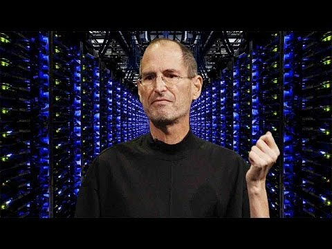 Steve Jobs' Massive Bitcoin Farm