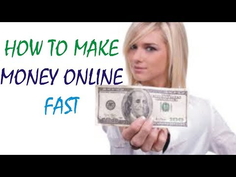 Making Money on The internet 2018