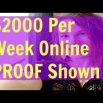 How To Make Money Working Online –  Email Processing System Presentation