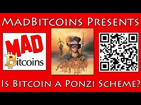 Is Bitcoin a Ponzi Scheme?