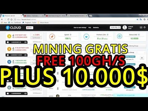 MINING BTC paling gila banyak bonusnya 100% free 100%no scam