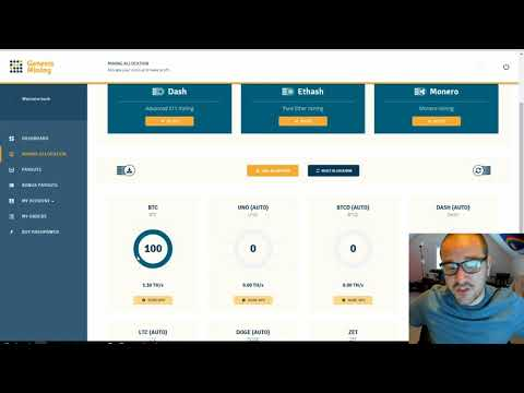 Beginner Bitcoin Miner - Genesis Mining Problems. Genesis Mining Interview