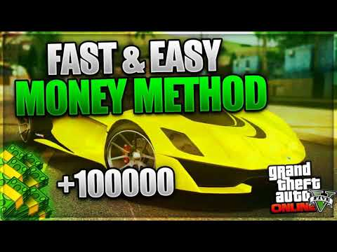 GTA 5 - LETS MAKE SOME MONEY!! (GTA Online)