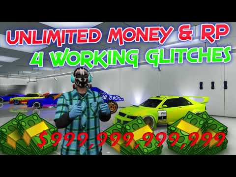GTA 5 Unlimited Money - GTA V Online Make Double Money Trick ! (GTA 5 Online Gameplay & Glitches)