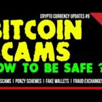 Bitcoin Scams and Ponzy Schemes – How to Protect Yourself – Crypto Currency Updates #9 [Hindi] INDIA