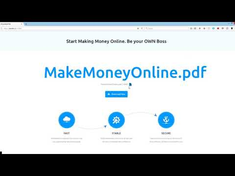 Make Money From Home Legitimate For Free - How To Make Money From Home Online For Free No Scams