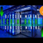 BITCOIN KOMMT ZURÜCK | Genesis Mining | Bitcoin Mining #32 | German