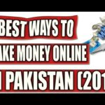 3 BEST WAYS TO MAKE MONEY ONLINE IN PAKISTAN (2017)