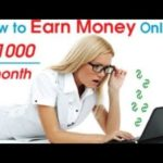 How To Make Money Online – Fast Way To Earn Money Online From Home 2017
