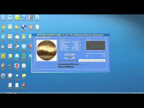 How I Generate 7-10 BITCOINS Per Hour Using My Old PC? | The