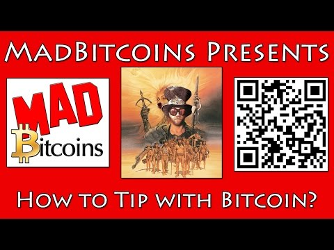 How to Tip with Bitcoin