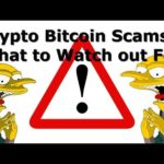 Crypto Bitcoin Scam! What to Watch out For! – Daily Deals: #47