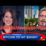 John McAfee Support & JP Morgan Bashing | Bitcoin | Ethereum| Dash Price in News Today