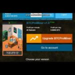 SCAM** BTCProMiner – Bitcoin mining. Earn Bitcoin for free. – NOT PAYMENT – SCAM